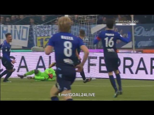 СПАЛ-Лацыё 25. 6 студзеня 2017 | SPAL-Lazio 25. 6 January 2017