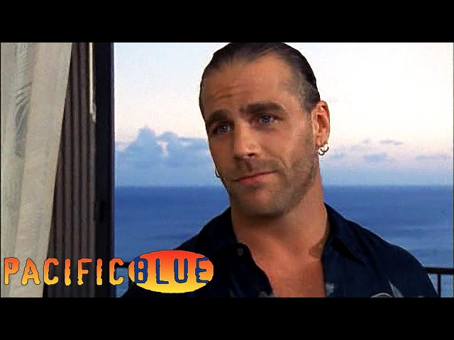 Pacific Blue: Shawn Michaels Appearance (All Scenes)