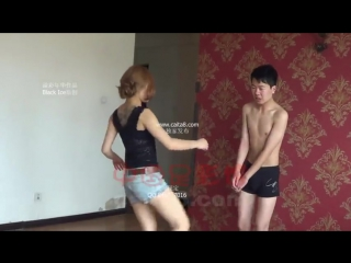 Facebusting asian femdom japanese-femdom  long japan tongues