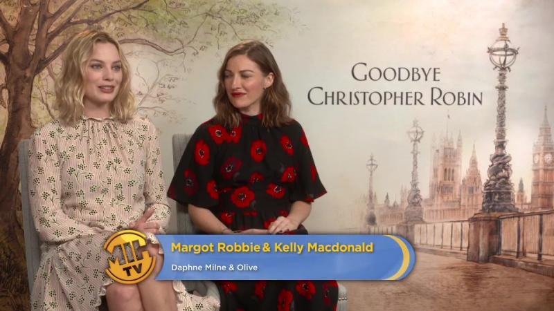 Интервью для «MadeinHollywoodTV» в рамках промоушена фильма «Прощай, Кристофер Робин» | 19.09.17