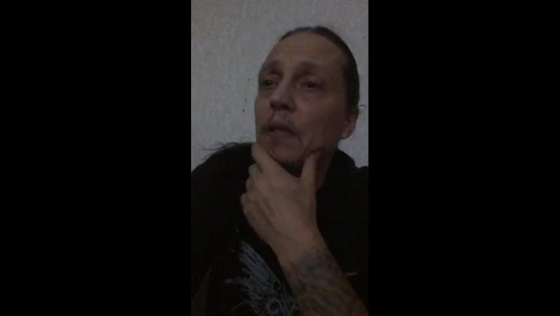 Peter Tägtgren - Official, 19/11 Часть 2