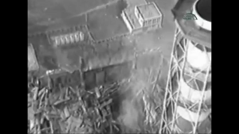 Хроника аварии на 4 блоке ЧАЭС 5 часть 29 апреля