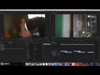Gradient   linear wipe transition #adobe #premierepro #timelinetuesday #tutorial chung dha