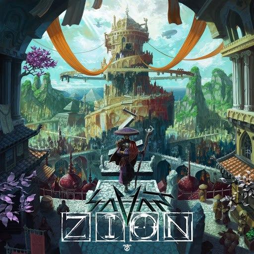 Savant альбом ZION