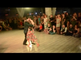 Fernando Galera и Aurora Lubiz на  Russian Tango Congress 2017 - 3-4 Milonga, Vieja Milonga