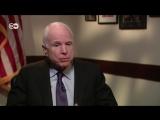 Джон Маккейн Путин  убийца, бандит и продукт КГБ. Сенатор США в программе