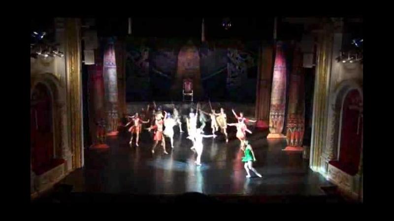 Kleopatra 1 akt 28.11.2013