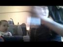 катаем с племянником на советском автобусе Икарус