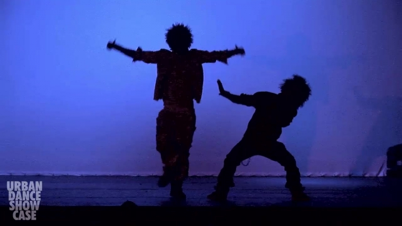 Les Twins - Hip Hop New Style Freestyle Choreography