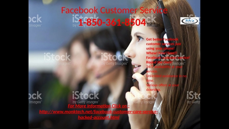 Nowadays, Facebook customer service is not as difficult as it sounds!Dial 1-850-361-8504
