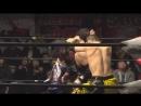 Takato Nakano Akiyori Takizawa vs FUMA SAGAT BASARA Vajra 59 ~ One Mindless Body