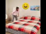 Как легко и быстро сложить постельное белье