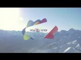 Новый зимний ролик курорта Роза Хутор