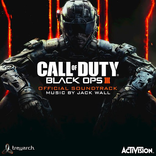 Jack Wall альбом Call of Duty: Black Ops III (Official Soundtrack)