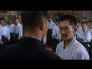 """""""Кулак легенды"""". Джет Ли против японской школы"""