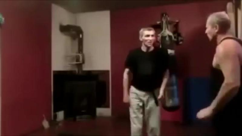 Стиль Журавль секретная смертельная техника