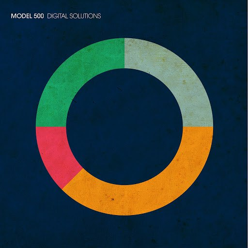 Model 500 альбом Digital Solutions (feat. Mark Taylor, Juan Atkins, Mike Banks & DJ Skurge)