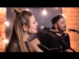 OSCAR feat. LIYA DELI - Fields of gold   Every breath you take (Sting mashup cover)