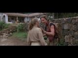 Роман с камнем / Romancing the Stone. 1984 Володарский. VHS