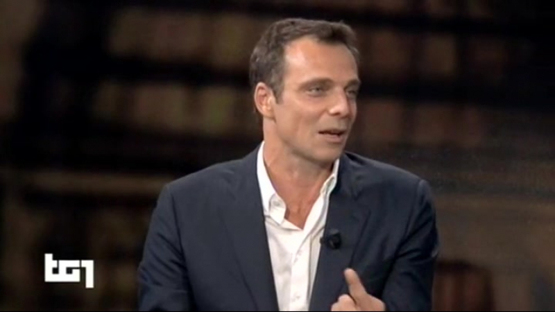 TG1 - Alessandro Preziosi al TG1