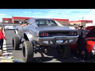 Самый безумный Dodge