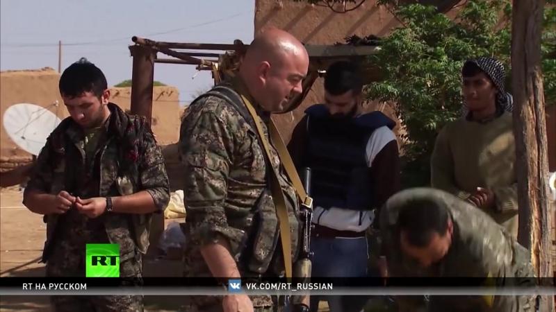 Новая война в Ираке Багдад силой устанавливает контроль над курдскими территория