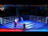 Агнесса Митько (СПб) - Екатерина Пинигина (Ростов)