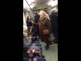 Джаз фанк в метро
