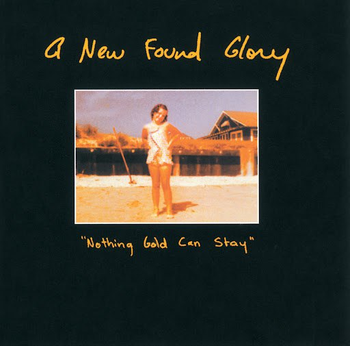 New Found Glory альбом Nothing Gold Can Stay