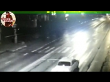 Машина с судейскими номерами погубила жизни молодой пары 13 ноября 2017, Гагарина / Тургенева. Краснодар