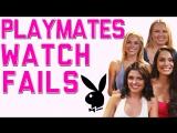 FailArmy Presents: Playboy Playmates Watch Fail Videos