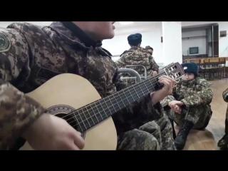 Солдат 2танковый батальон в/ч 27943