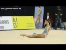 Полина Хонина мяч финал Этап Гран при 2017 Брно
