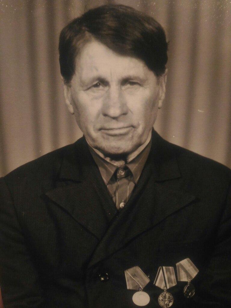 Щетинин Николай Ефимович