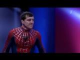 Человек-Паук на шоу Русский Ниндзя
