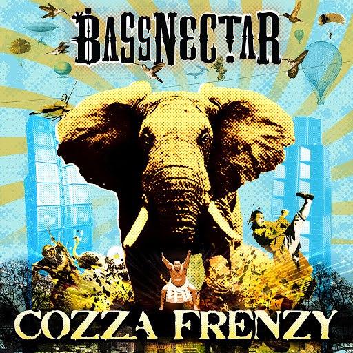Bassnectar альбом Cozza Frenzy