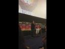 Джеки Чан и Бретт Рэтнер на Beyond Fest
