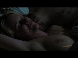 Таня Кларк (Tanya Clarke) голая в сериале