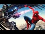 Человек-паук: Возвращение домой / Spider-Man: Homecoming (2017) HD