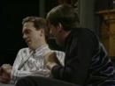 Шоу Фрая и Лори на английском телевидении. Классная сценка.