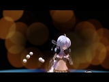 【MMD】?ARROW??TDA Haku Tera Elf?