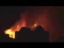 Сепаратисты в Киркуке сжигают Хаммер иракской армии после столкновений где они бегут