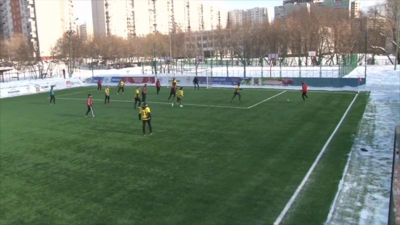 25.02.2018-Отражение vs КАИТ-Спорт(КУБОК МОСКВЫ-2018)