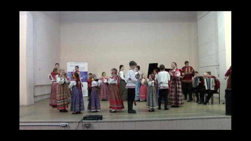 Народный детский фольклорный ансамбль Горница