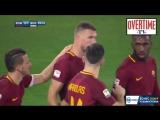 Обзор матча Рома - Боневенто 5:2 11.02.2018