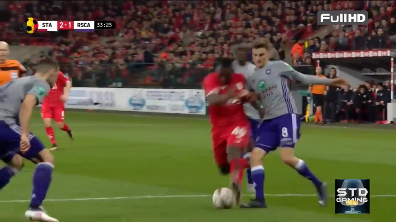 El Clásico Belga - Standard de Liège VS RSC Anderlecht (LIVE FR) 28_01_2018 (Journée 24) HD
