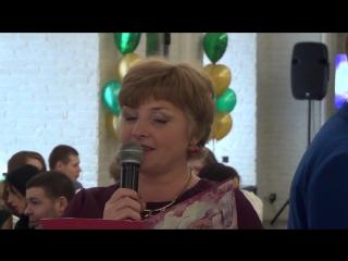 Свадебный рэп мамочки Оли,придуманный за 2 часа Валерой ,Ларисой и Олей.