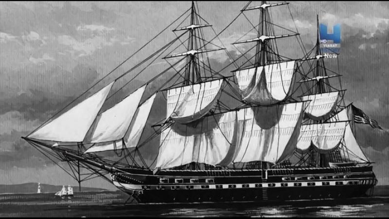 Viasat history - Боевые корабли. Могучие деревянные корабли