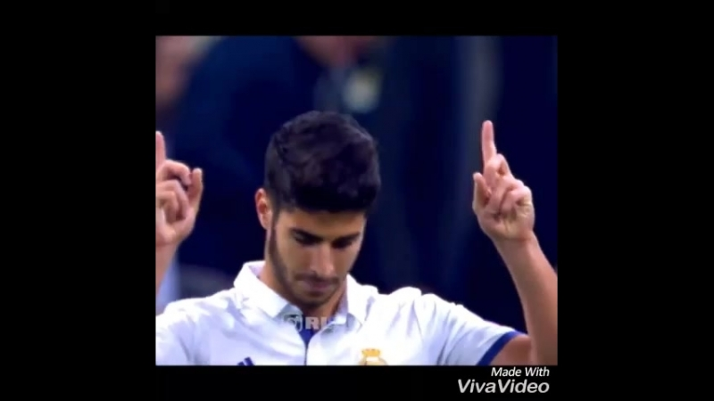 RM Marco Asensio DEBUT goals