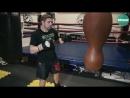 №11 Эффективная комбинация в ближнем бою / Серия из 3 ударов Тренер BoxingSpace